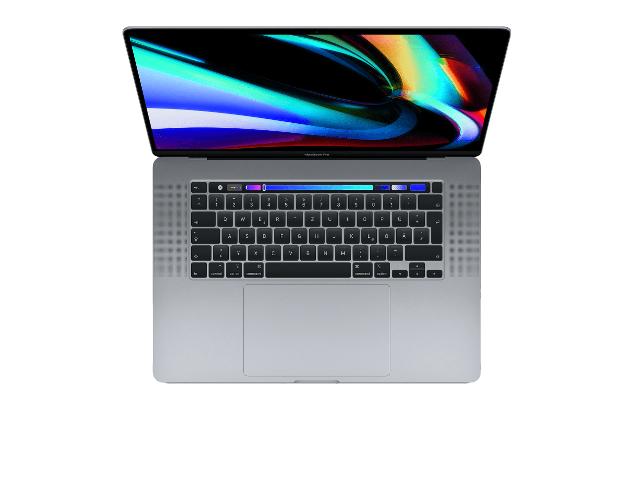 "Space Grau Apple 16"" MacBook Pro (Late 2019).2"