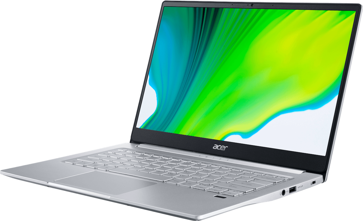 Silver Acer Swift 3 SF314-42-R27B.2