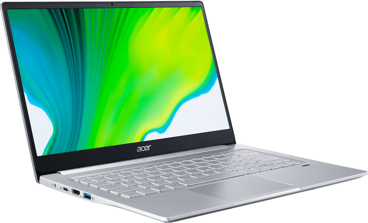 Silver Acer Swift 3 SF314-42-R27B.3