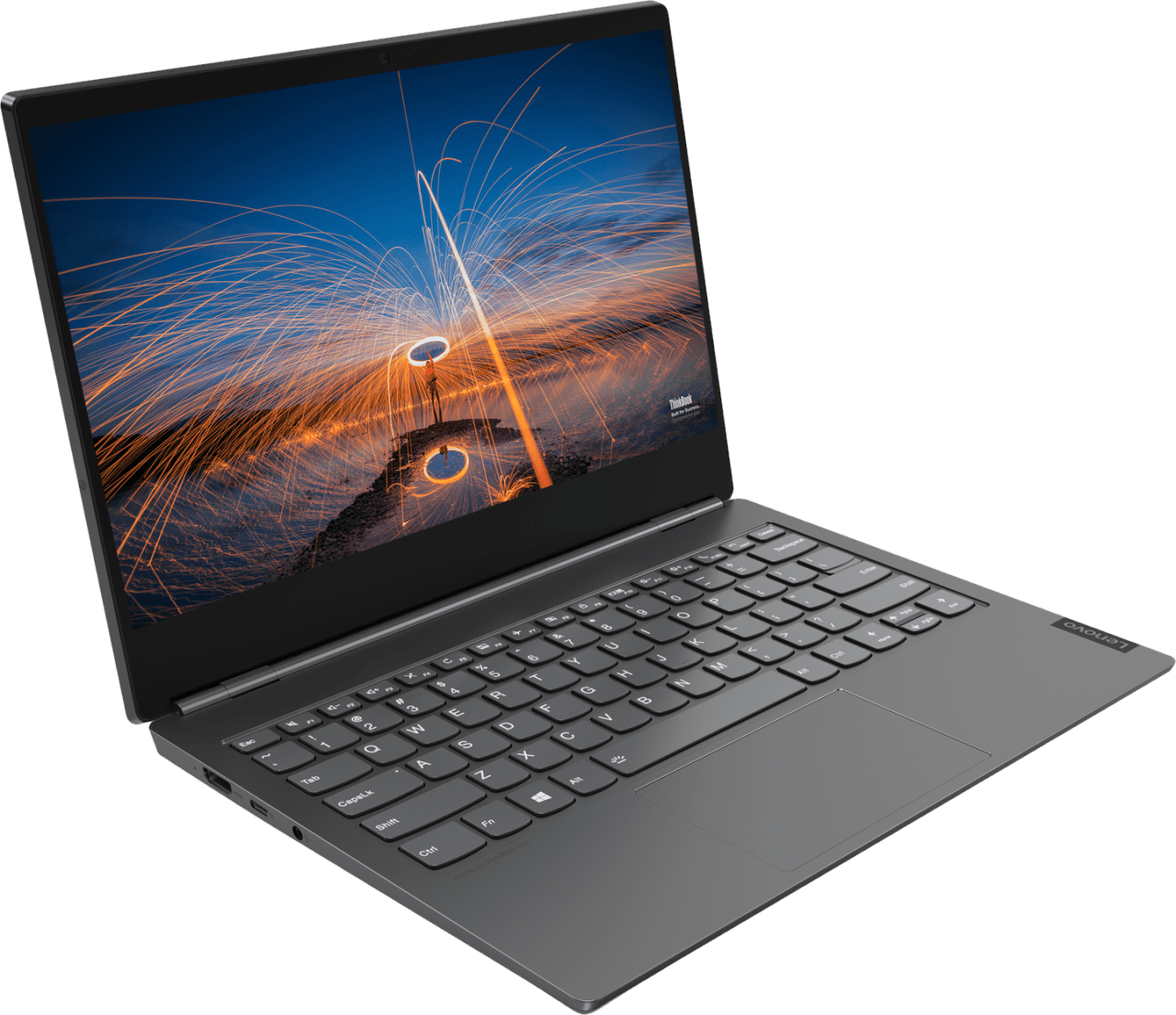 Iron Grey Lenovo ThinkBook Plus.5