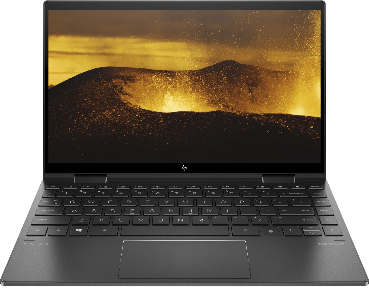 Nightfall Black HP Envy x360 13-ay0257ng.3