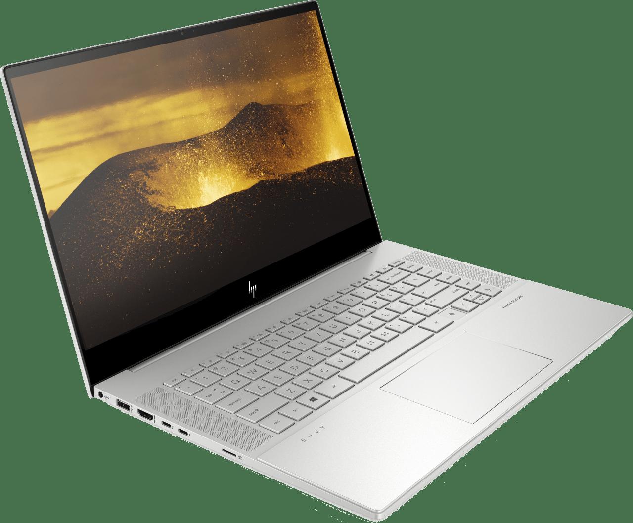 Natural Silver HP Envy Creators 15-ep0060ng Laptop - Intel® Core™ i7-10750H - 16GB - 1TB PCIe - NVIDIA® GeForce® GTX™ 1660 Ti.2
