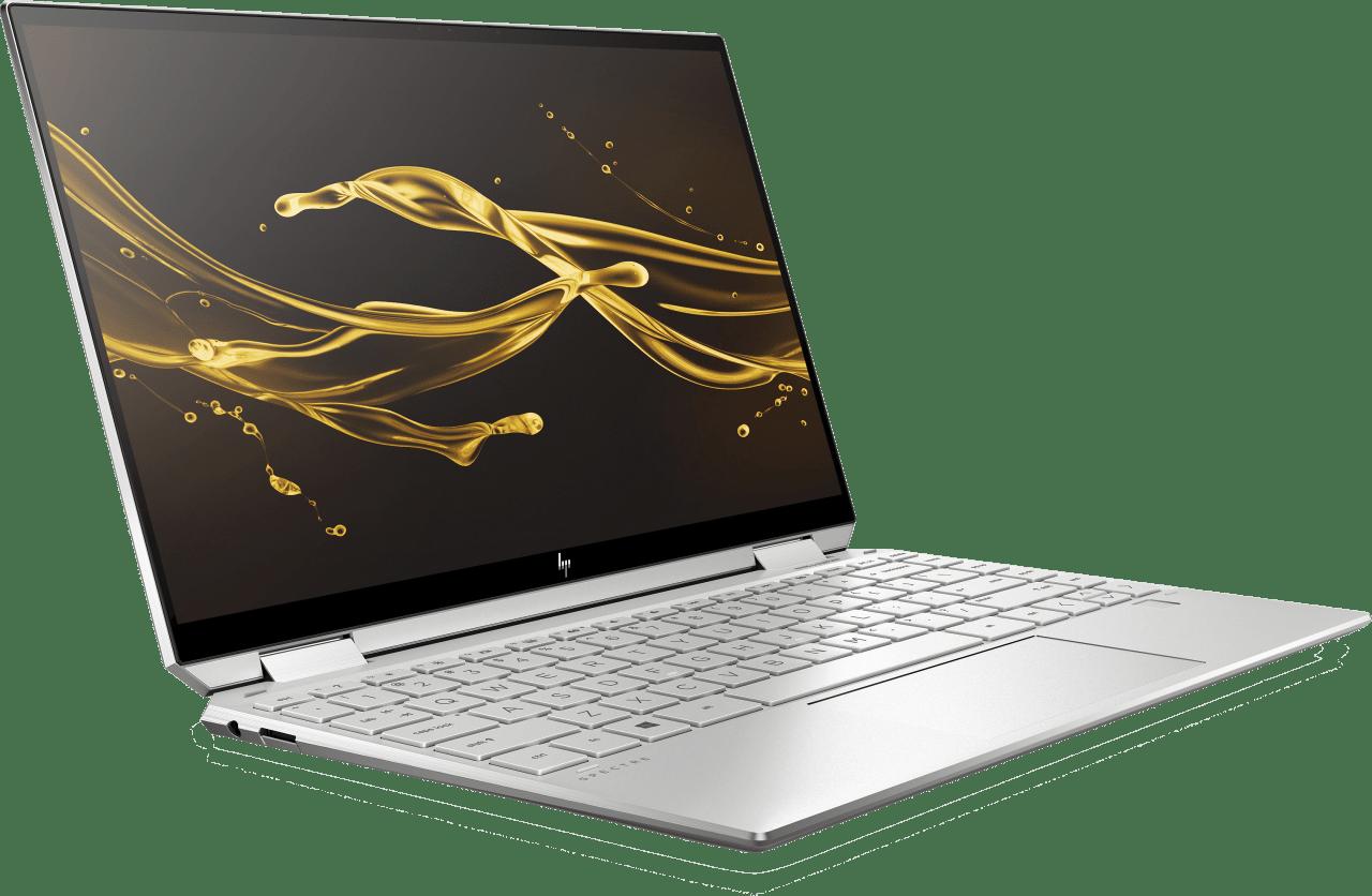Natural Silver HP Spectre x360 13-aw0030ng Convertible - Intel® Core™ i7-1065G7 - 16GB - 1TB PCIe - Intel® Iris® Plus Graphics.2