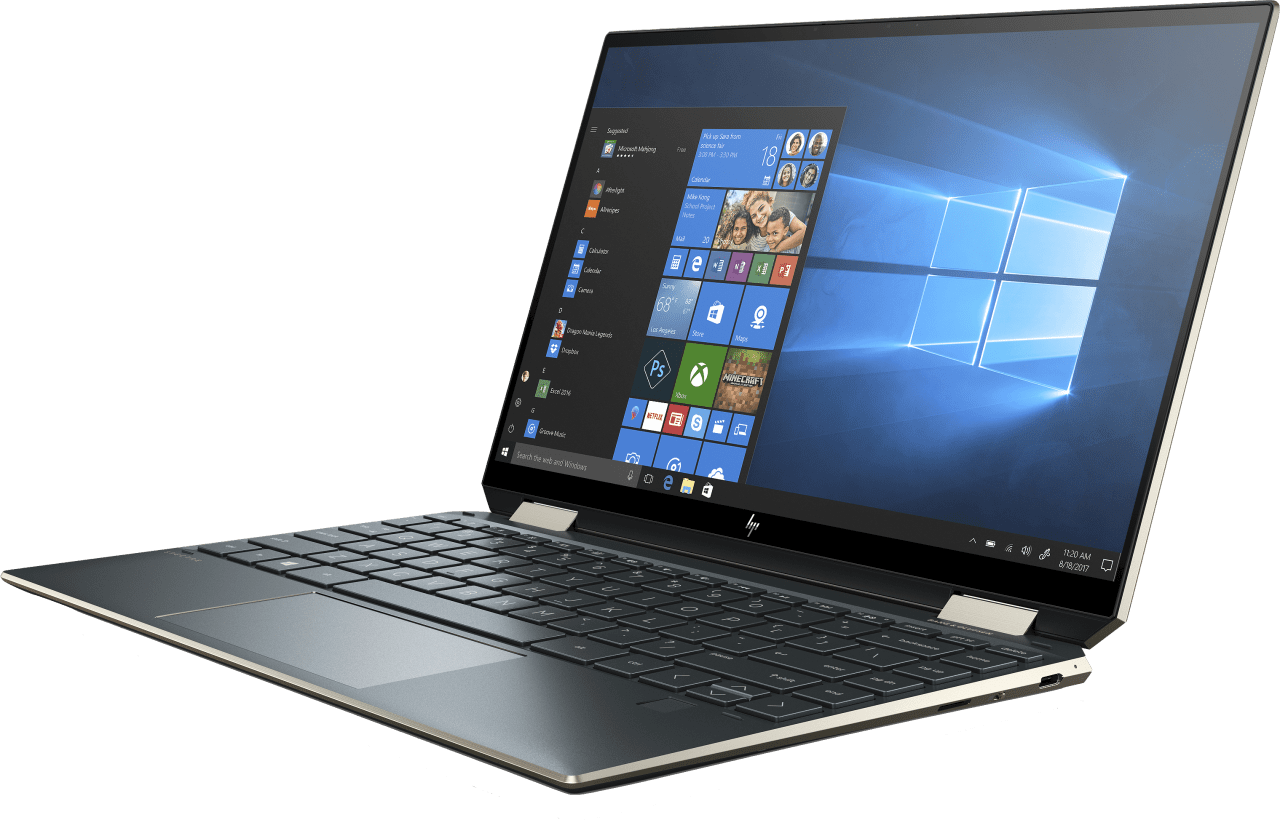 Poseidon Blue HP Spectre x360 13-aw0031ng Convertible - Intel® Core™ i7-1065G7 - 16GB - 1TB PCIe - Intel® Iris® Plus Graphics.4
