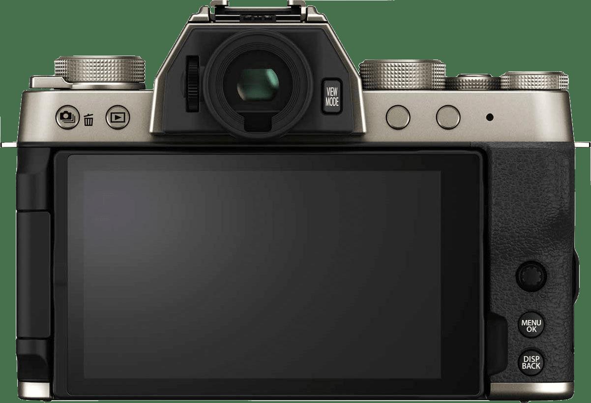 Gold FUJIFILM X-T200 (XC 15-45mm Lens).2