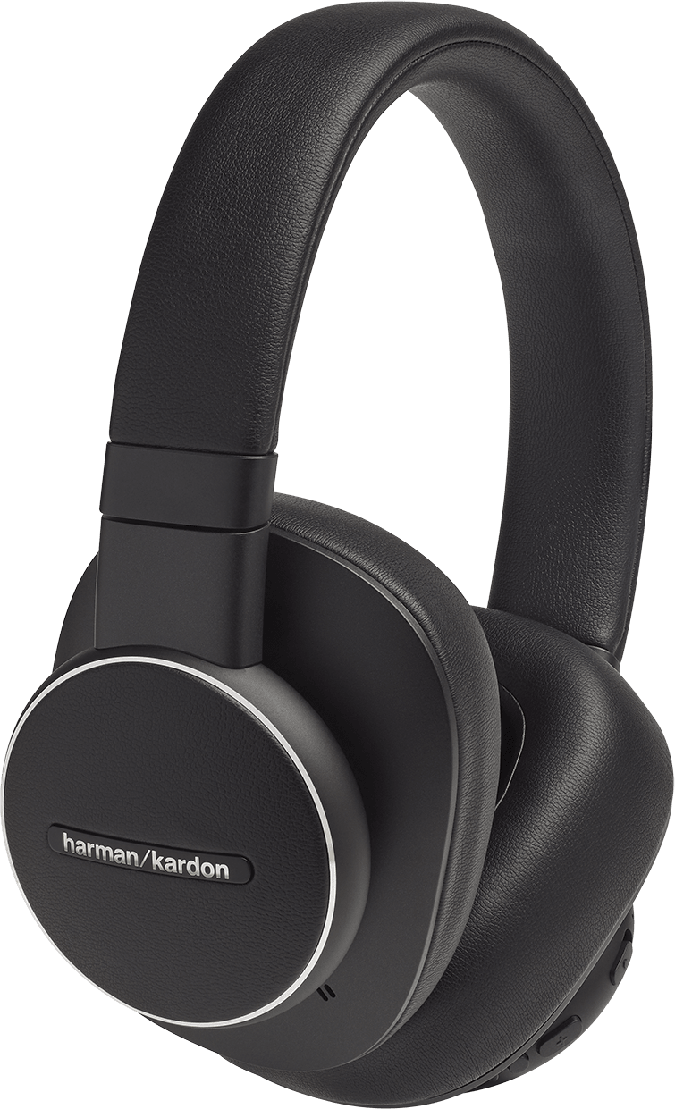 Schwarz Harman Kardon Fly ANC Over Ear.1