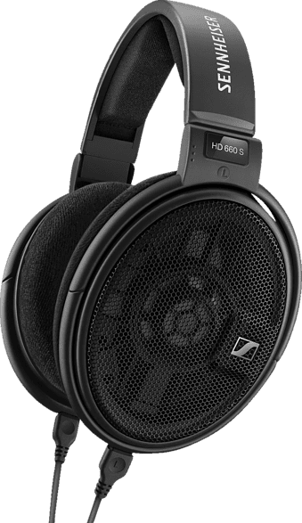 Negro Sennheiser HD 660 S (2019) Over-ear Bluetooth Headphones.1
