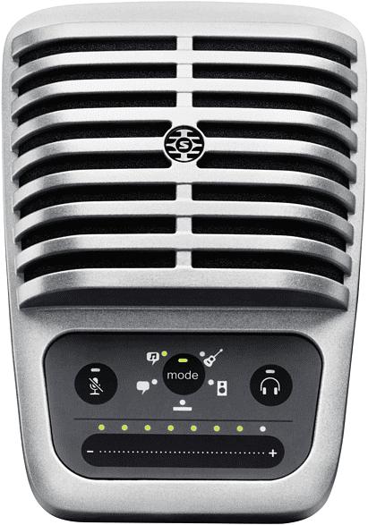Gray Shure MV51.1