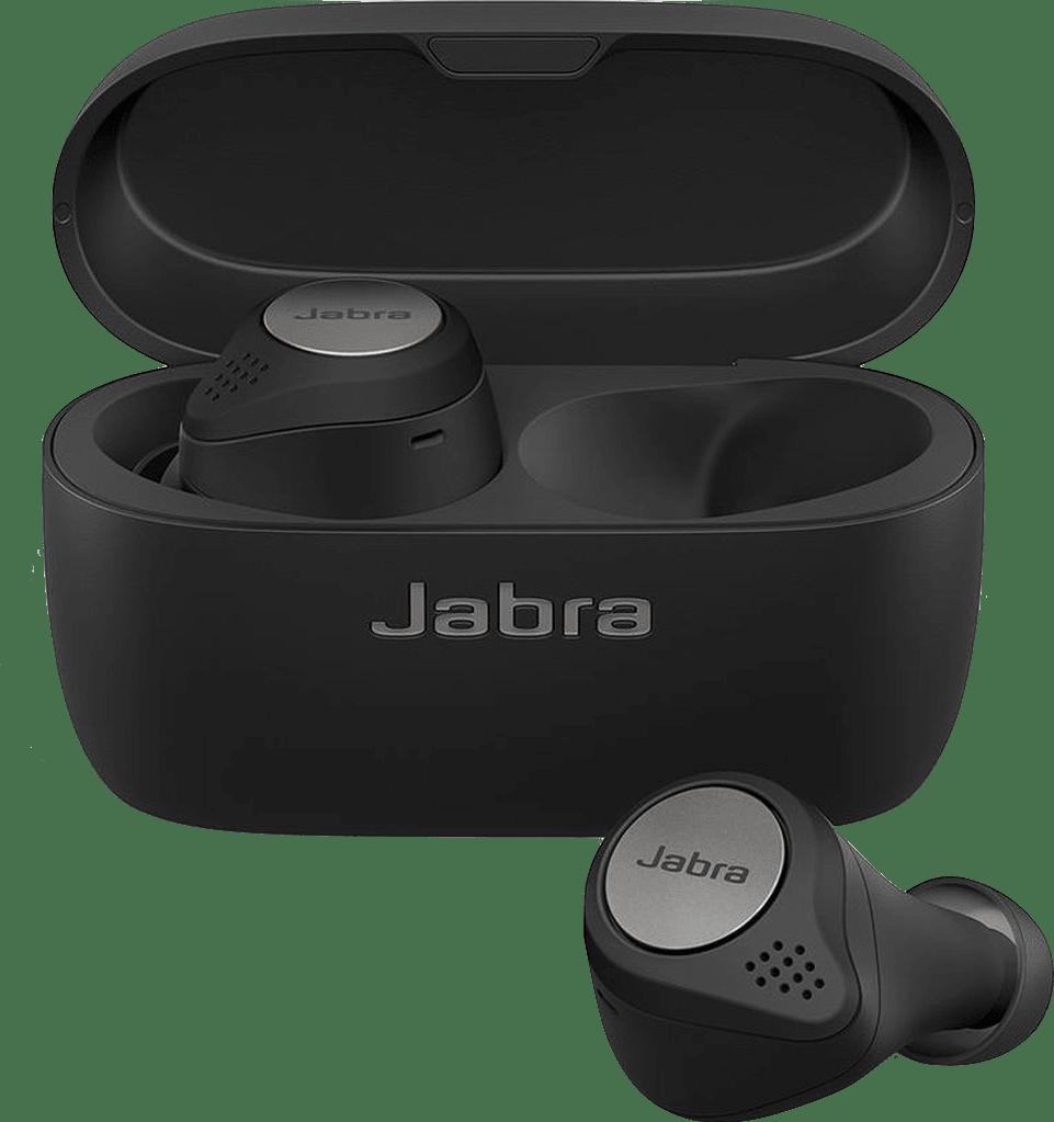 Titanium Jabra Elite Active 75t In-ear Bluetooth Headphones.1