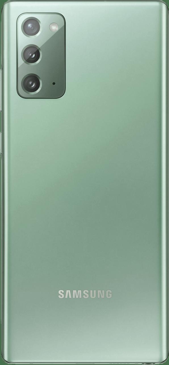 Mystic Green Samsung Galaxy Note 20 256GB.3