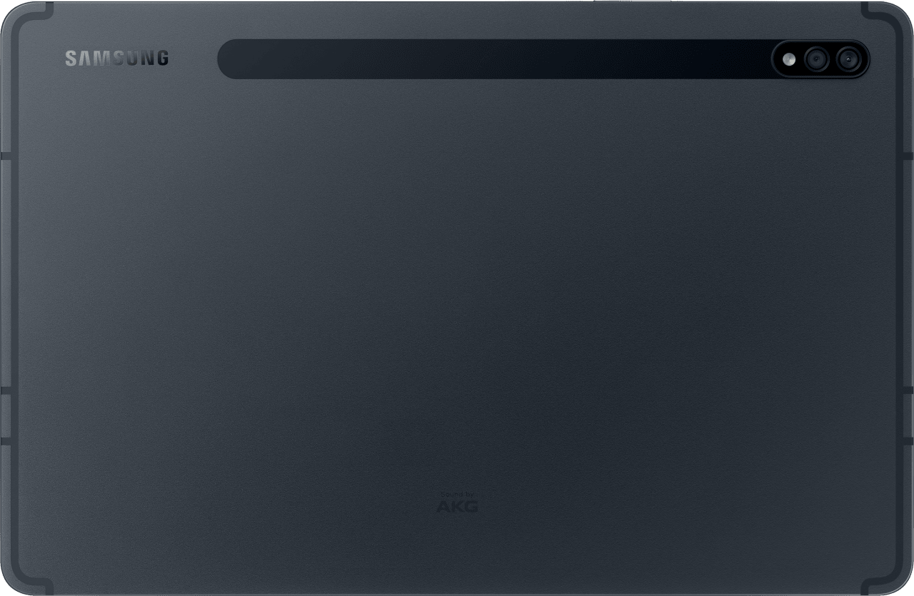 Schwarz Samsung Tablet Galaxy Tab S7 (2020) - 4G - Android™ 10 - 128GB.3