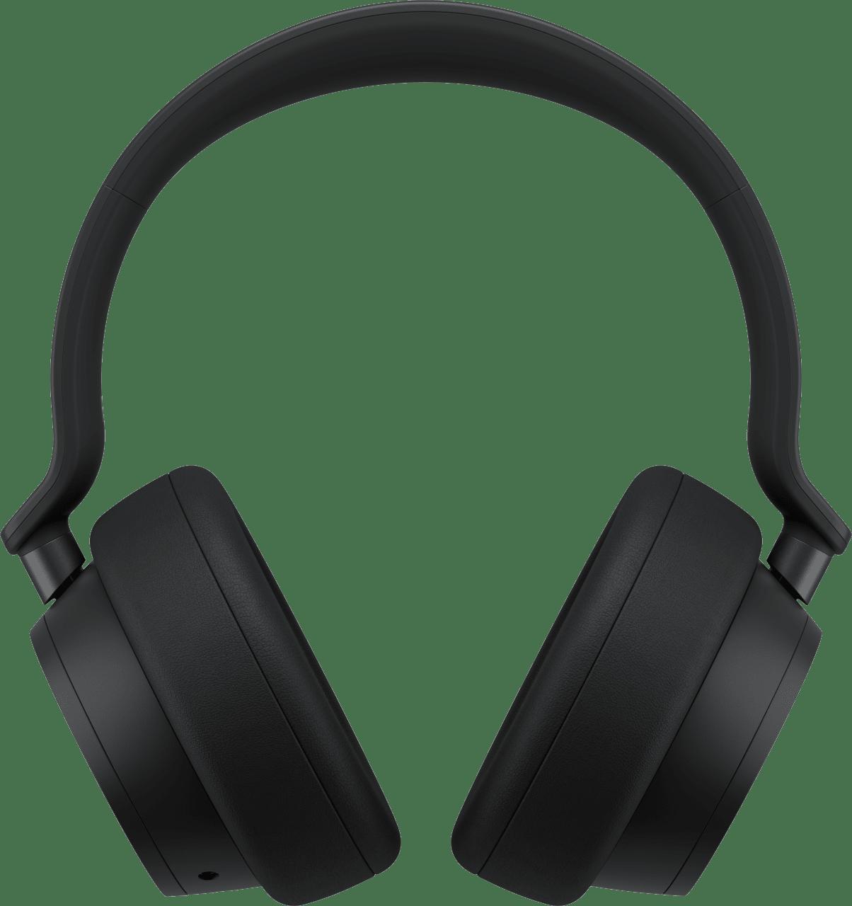 Black Microsoft Surface 2 Over-ear Bluetooth Headphones.2