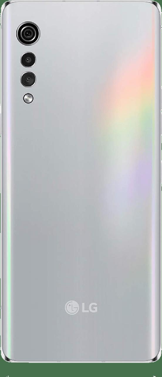 Silber LG Velvet 128GB.2