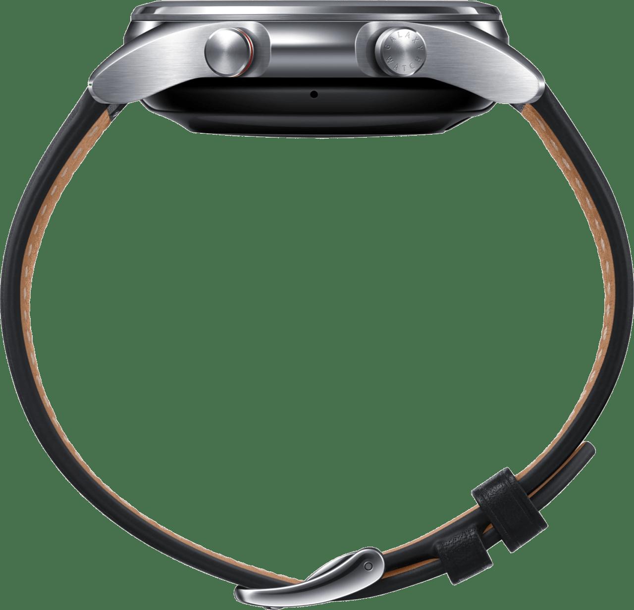Mystic Silver Samsung Galaxy Watch 3 (LTE), 41mm.4
