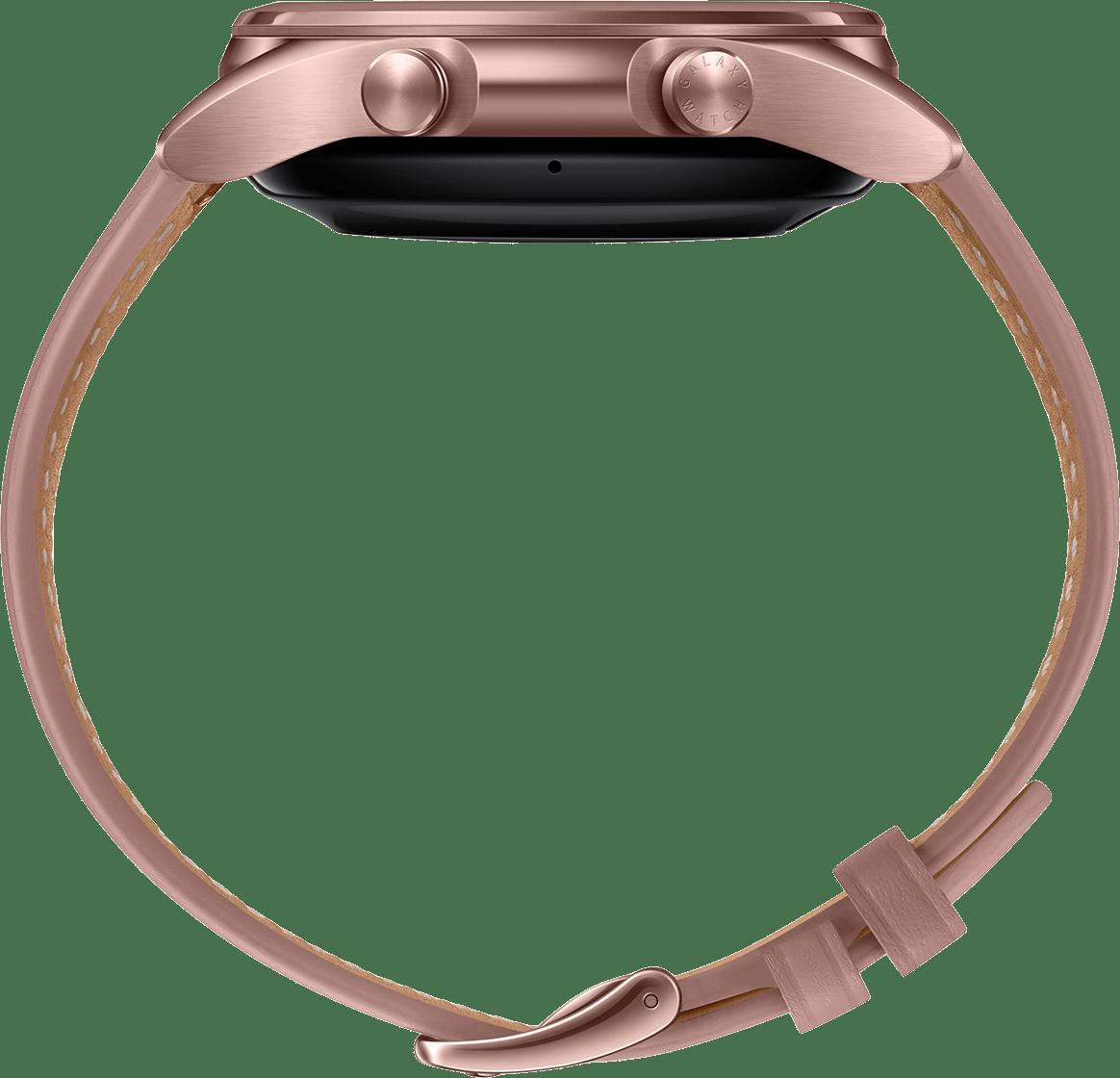 Mystic Bronze Samsung Galaxy Watch 3, 41mm.4