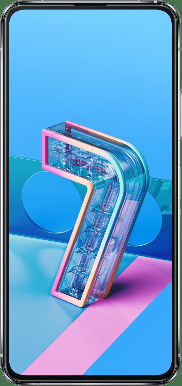Pastel White Asus Zenfone 7 Pro 256GB.3