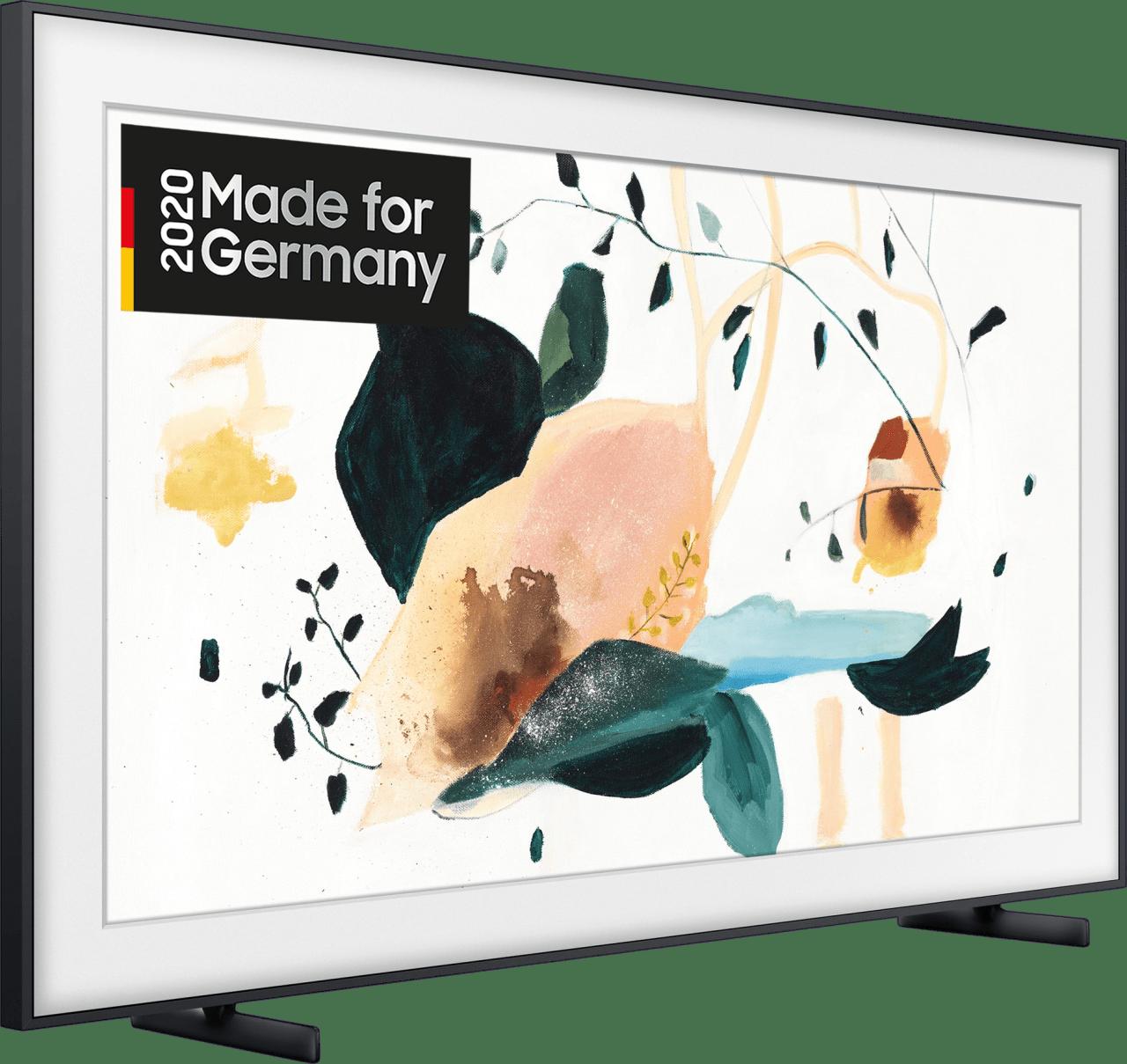 """Schwarz Samsung TV 50"""" The Frame.2"""