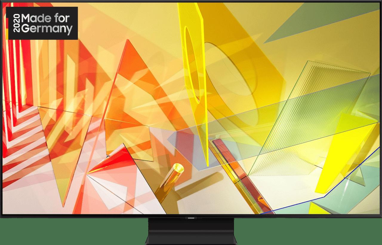 """Schwarz Samsung TV 55"""" Q90T.1"""