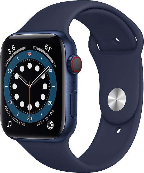 Dark marine Apple Watch Series 6 GPS + Cellular , 40mm.1
