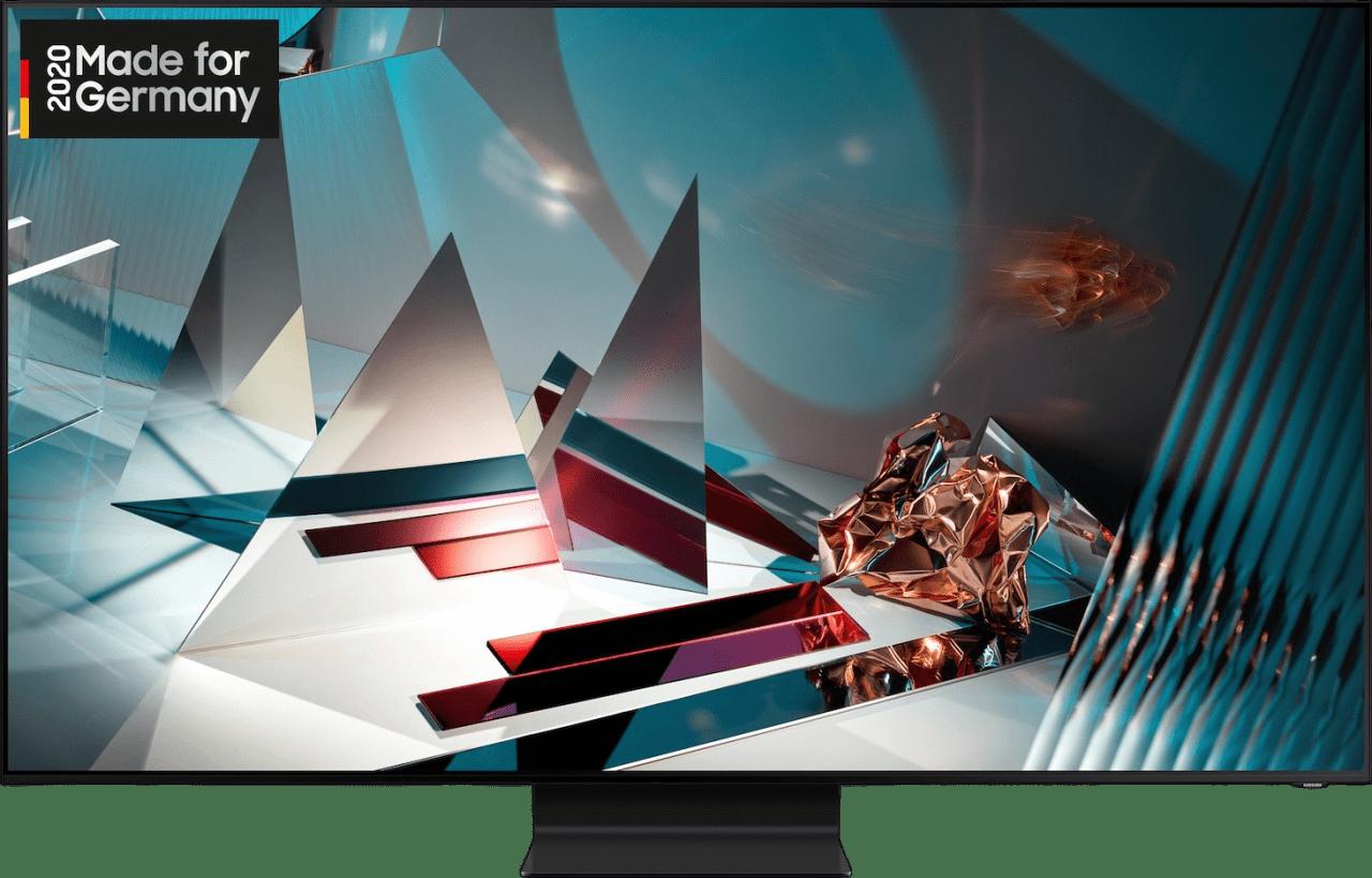 """Schwarz Samsung TV 65"""" Q800T.1"""
