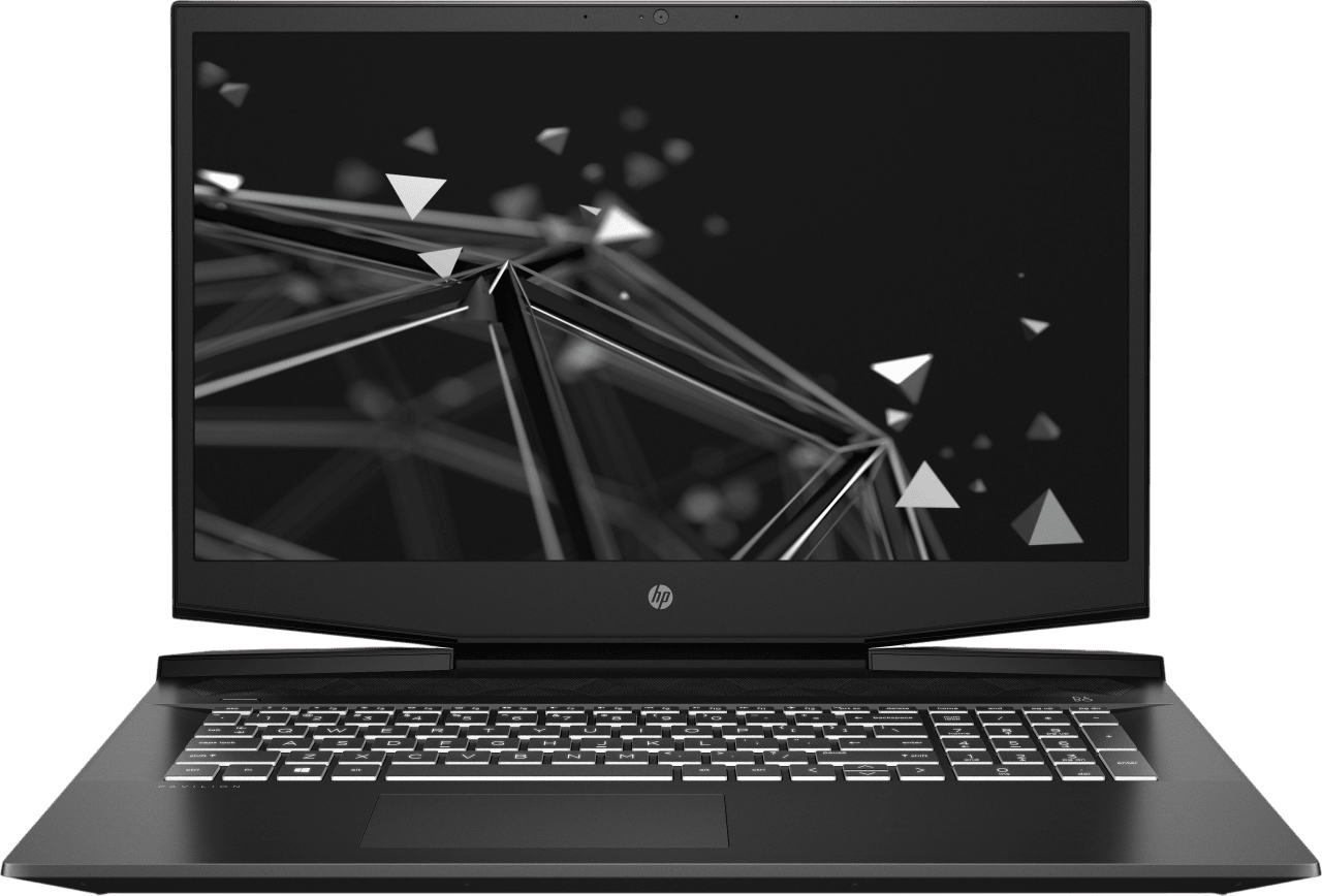 Shadow Black HP Pavilion Gaming 17-cd1515ng - Gaming Laptop - Intel® Core™ i7-10750H - 16GB (DDR4) - 1TB PCIe - NVIDIA® GeForce® RTX™ 2060 Max-Q (6GB).1