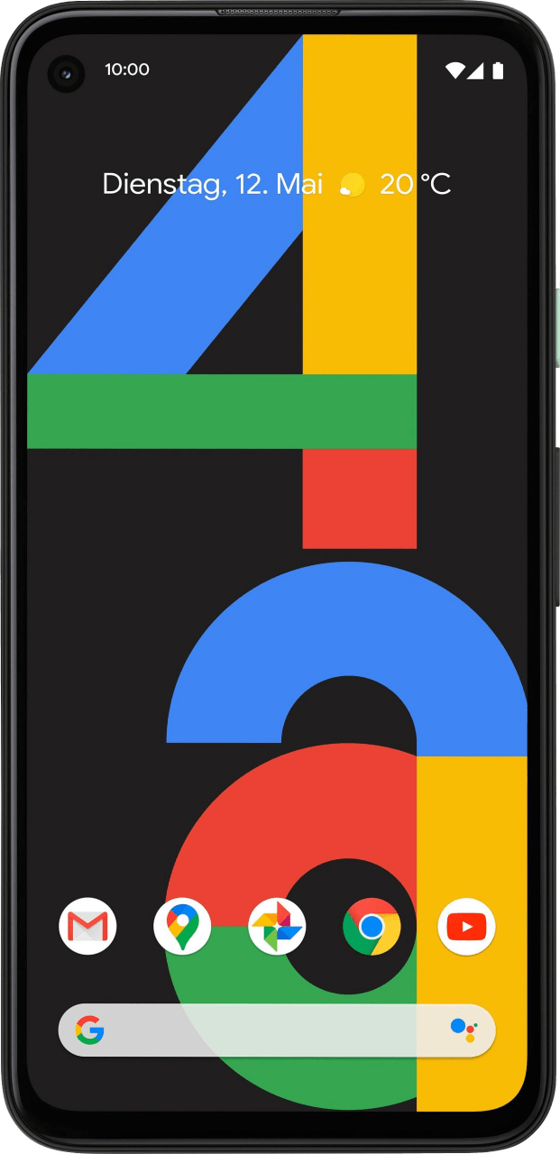 Just Black Google Pixel 4a 128GB.2