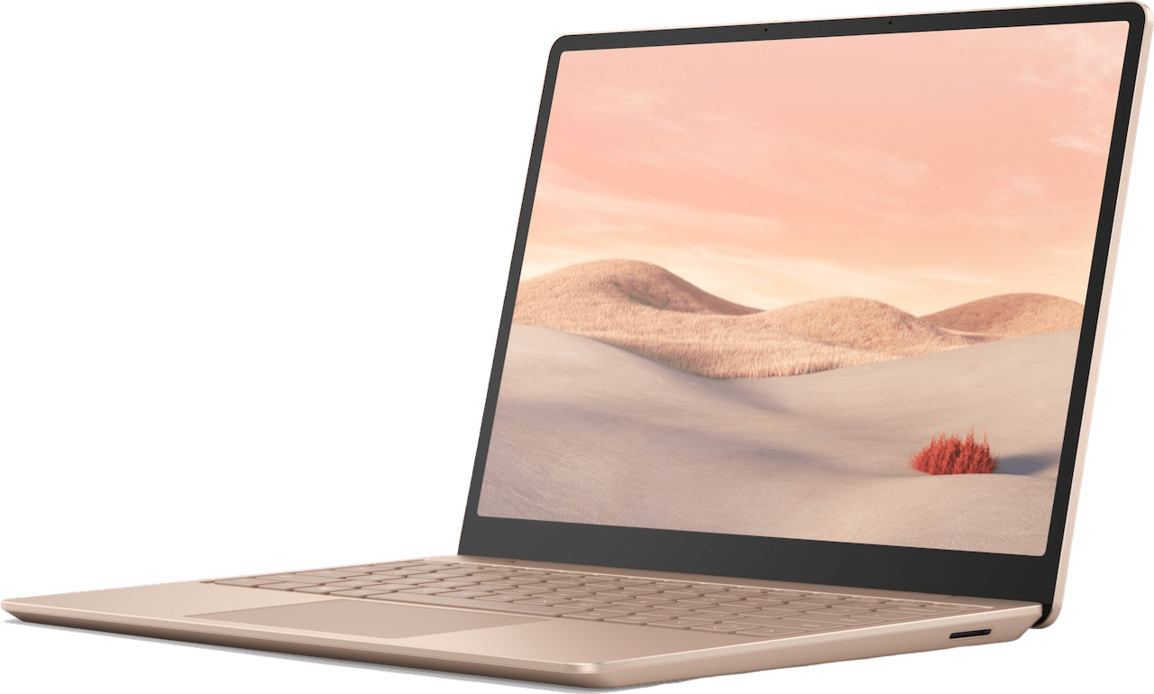 Sandstein Microsoft Surface Laptop Go.2