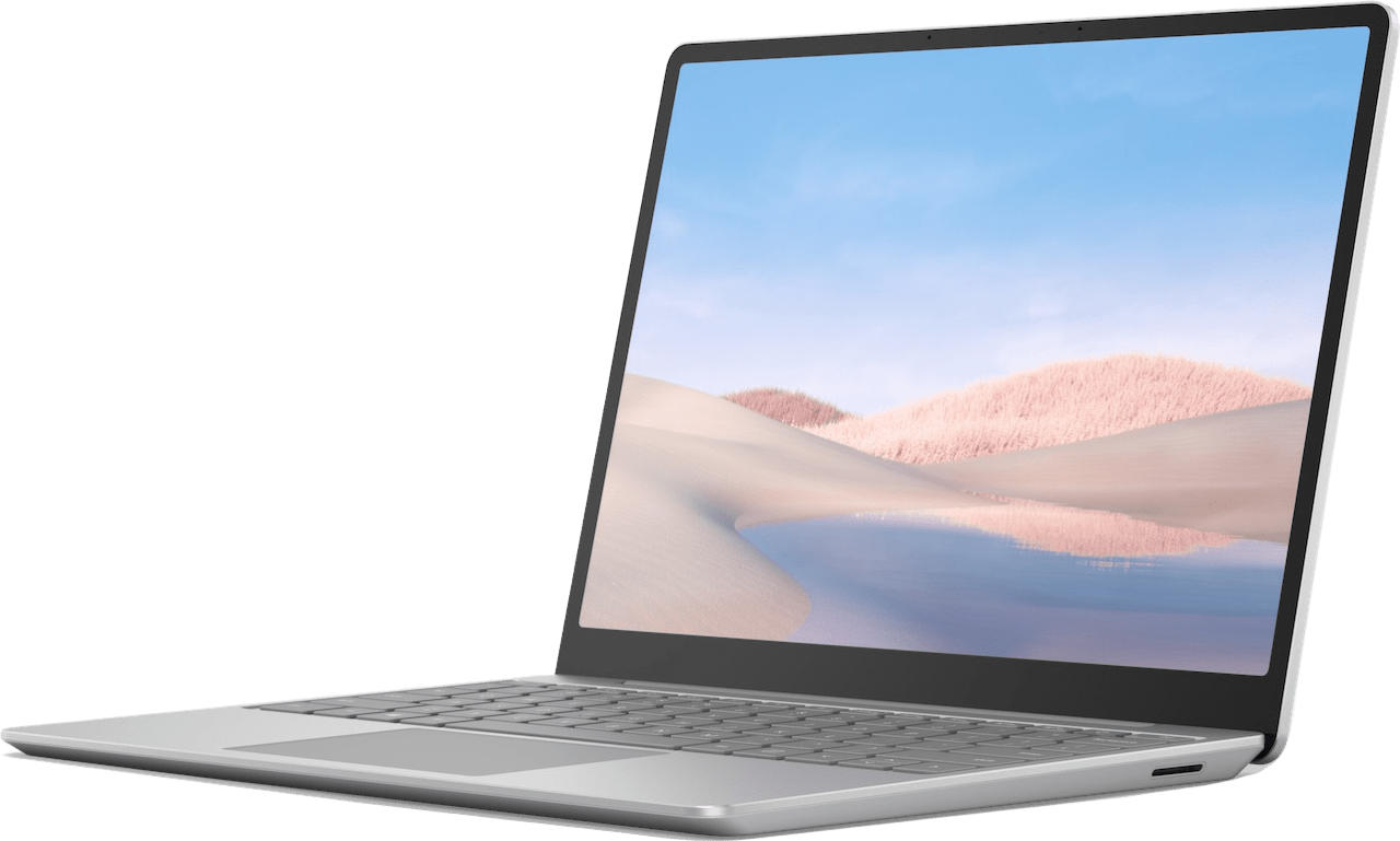Platinum Microsoft Surface Laptop Go Laptop - Intel® Core™ i5-1035G1 - 8GB - 256GB SSD - Intel® Iris™ Plus Graphics.2