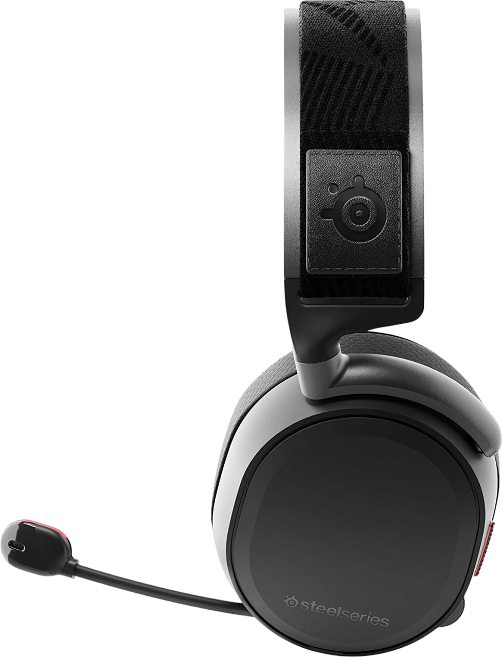 Schwarz SteelSeries Arctis Pro Wireless.3