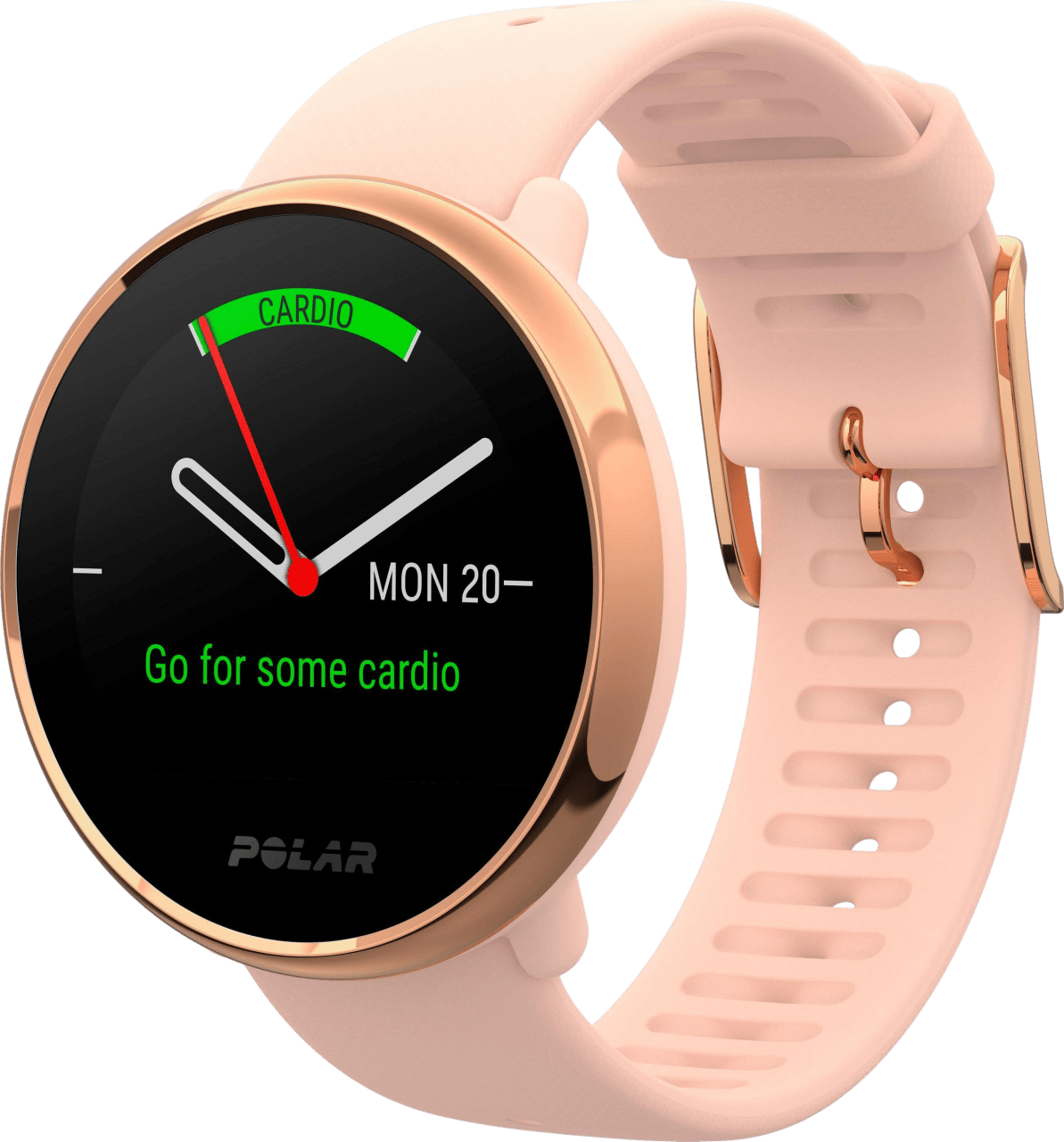 Rosa Polar Ignite GPS Sports watch, S.1