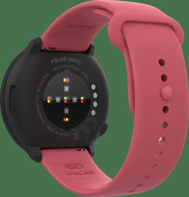 Pink Polar Unite GPS Sports watch.3
