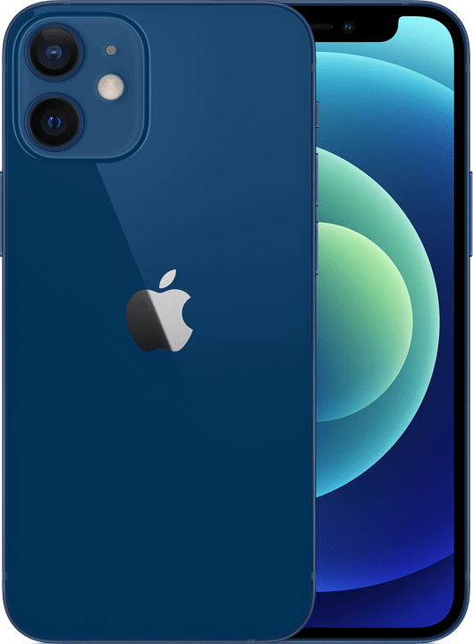 Blau Apple iPhone 12 mini - 128GB - Dual SIM.1