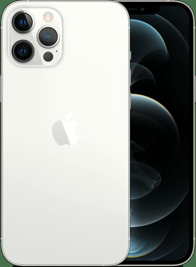 Silver Apple iPhone 12 Pro Max 512GB.1