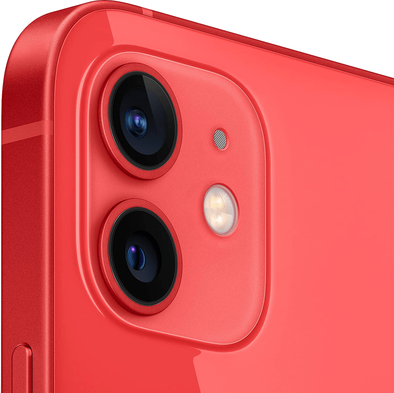 (Product)Red Apple iPhone 12 256GB.4
