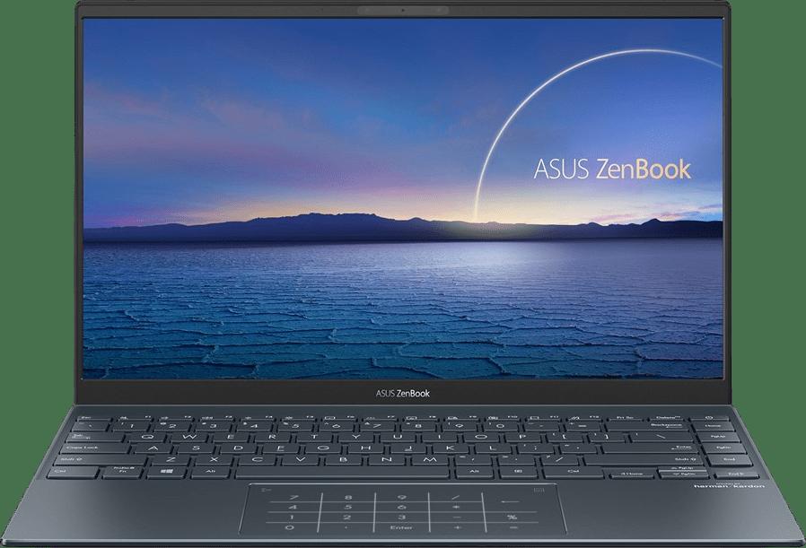 Pine Grey Asus ZenBook 14.1