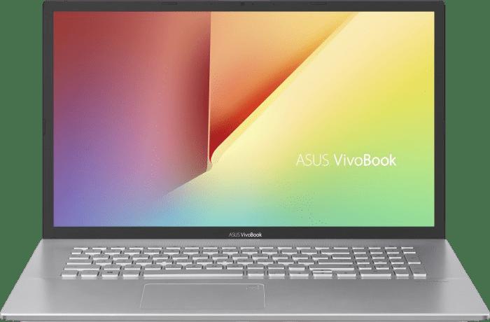 Transparent Silver Asus VivoBook S17.1