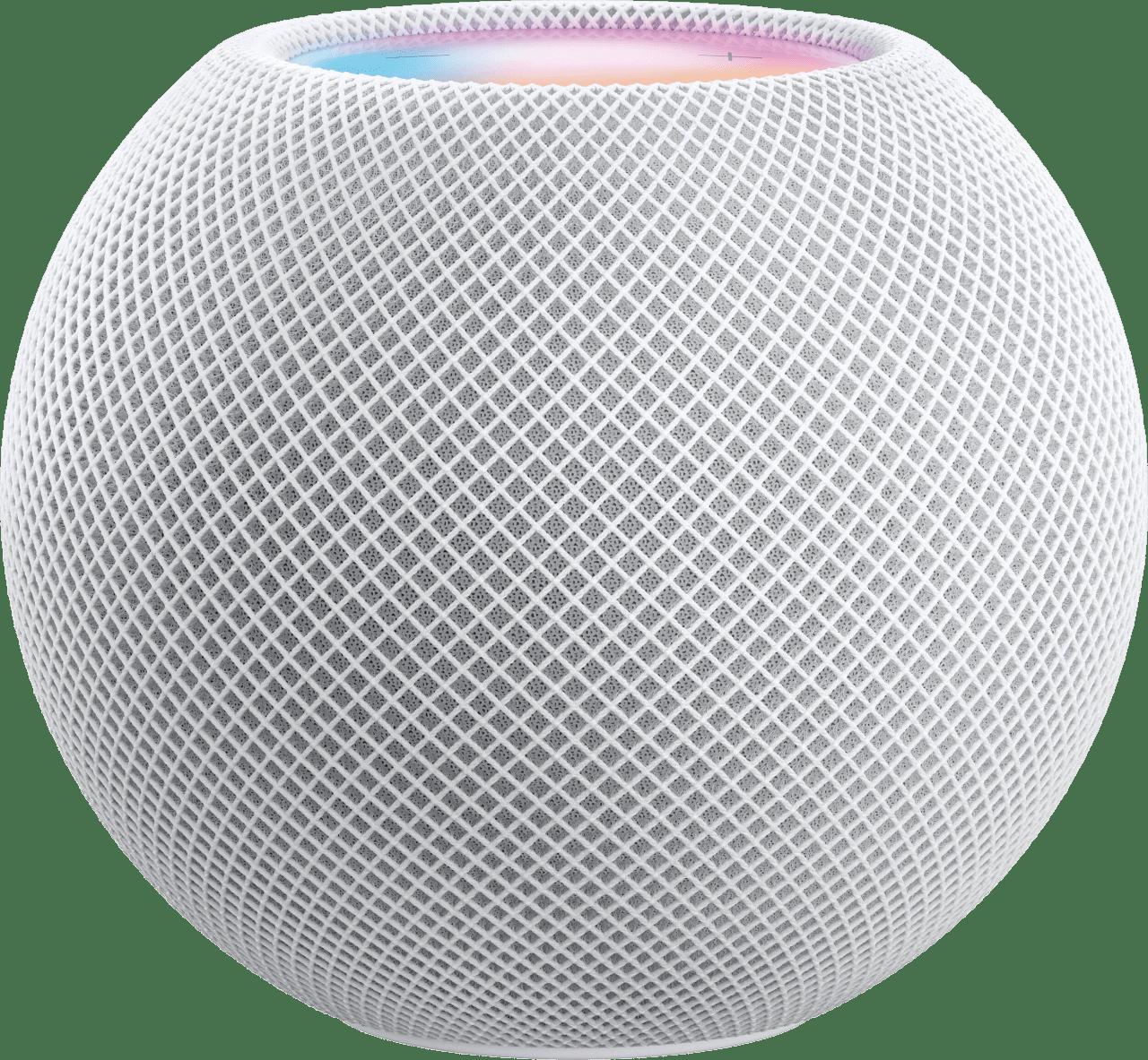 Weiß Apple HomePod mini.1