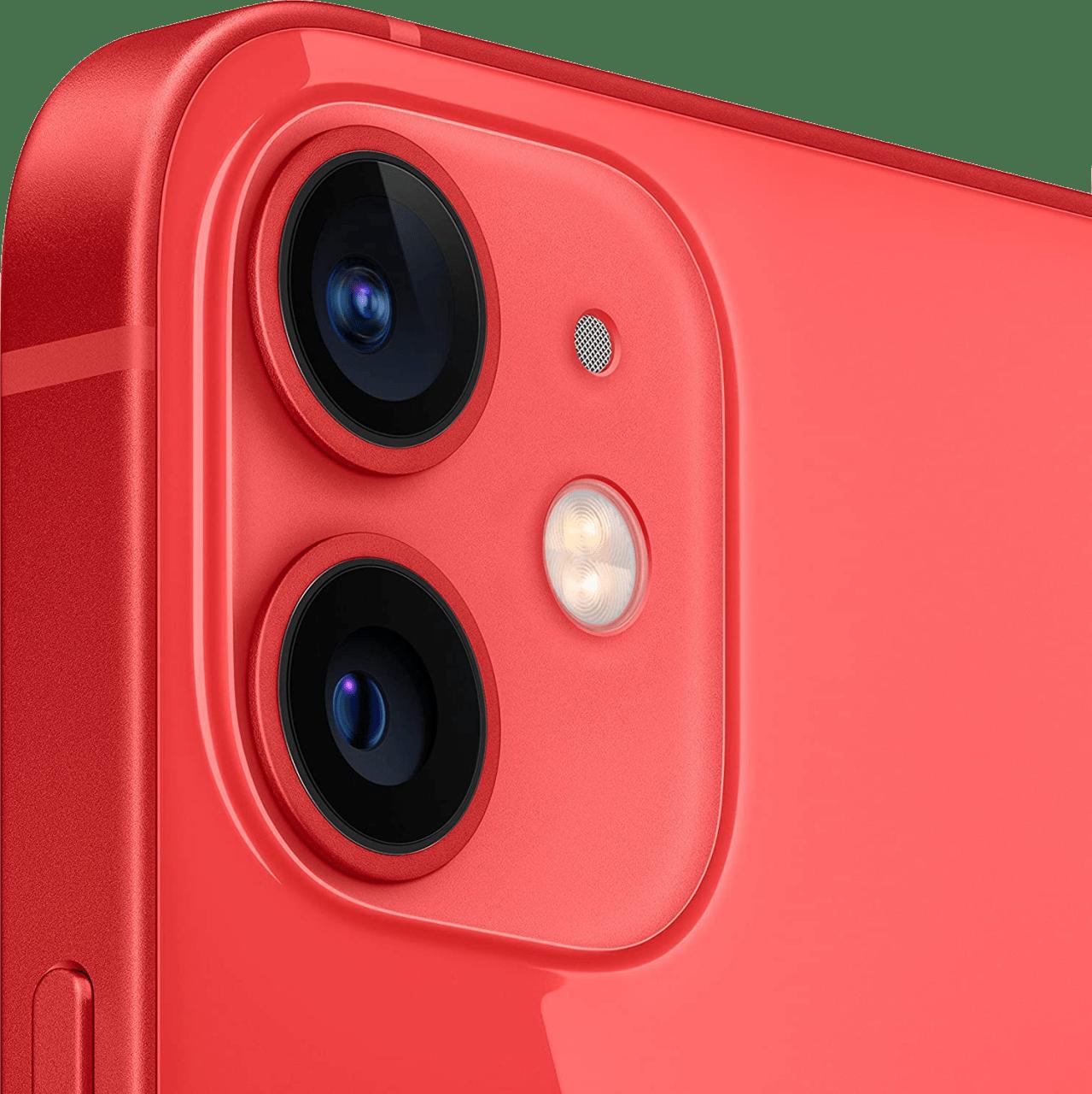 (Product)Red Apple iPhone 12 mini 128GB.4