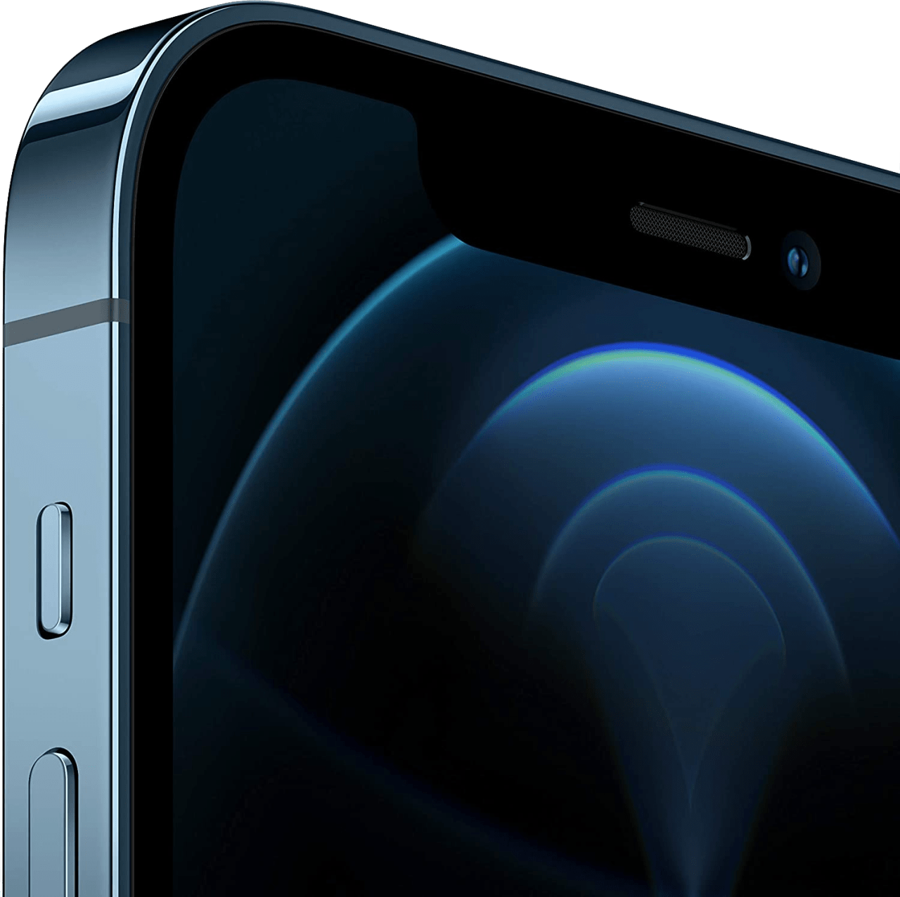 Pacific Blue Apple iPhone 12 Pro Max - 128GB - Dual Sim.3