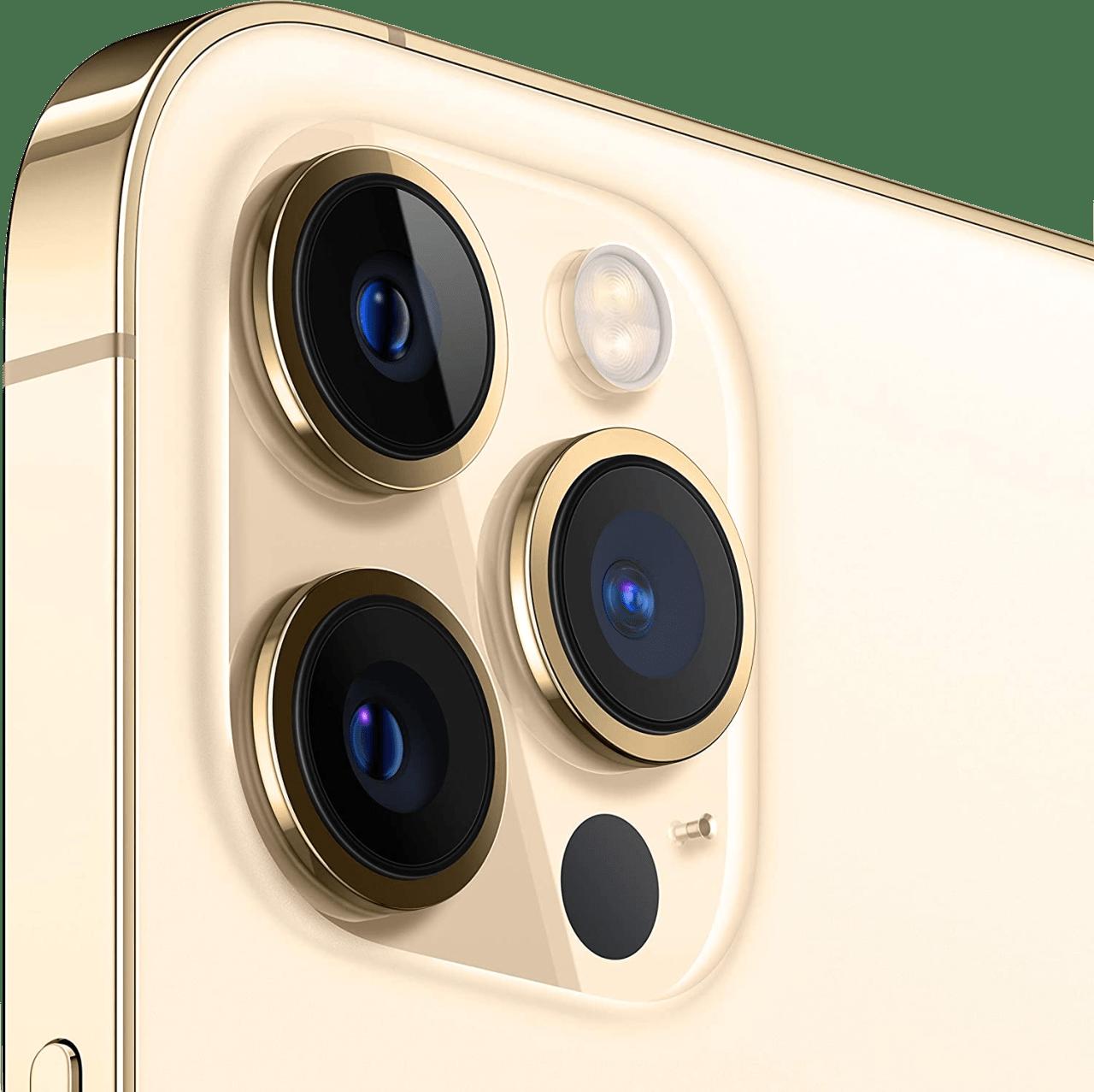 Gold Apple iPhone 12 Pro 256GB.2