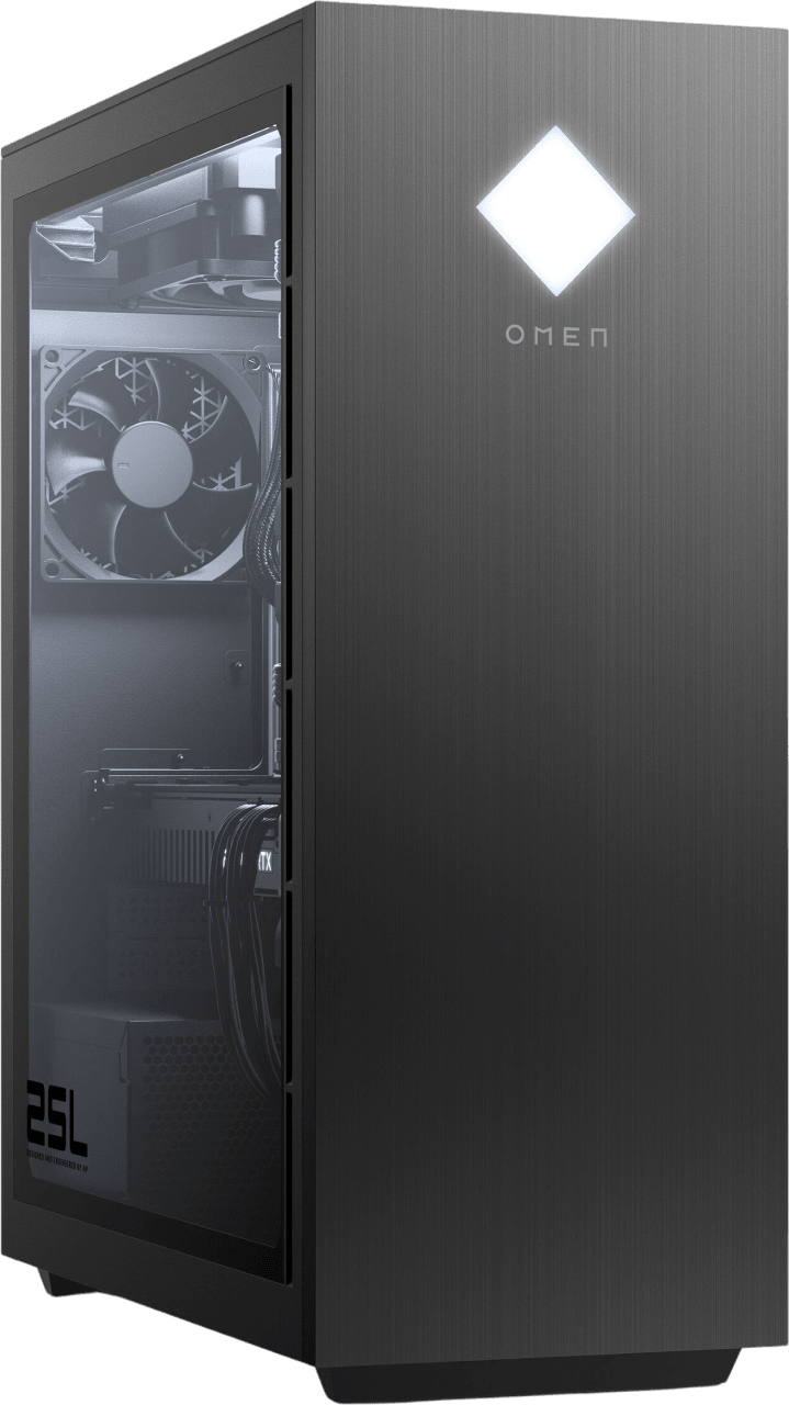 Black Omen GT12-0010ng - Gaming Desktop - AMD Ryzen™ 9 3900 - HyperX 16GB - 512GB SSD + 1TB HDD - NVIDIA® GeForce® RTX™ 2070 Super.2