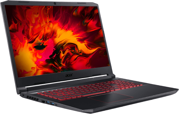 Black Acer Nitro 5 AN517-52-797G.2