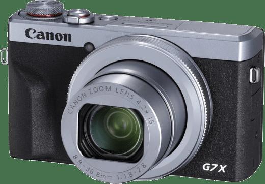 Silber Canon PowerShot G7X Mark III.1