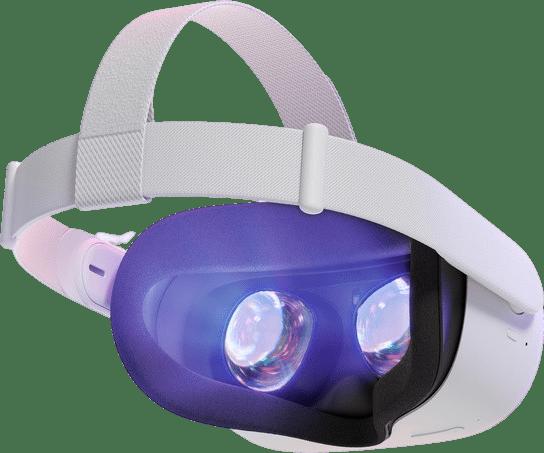 White Oculus Quest 2 256GB.4