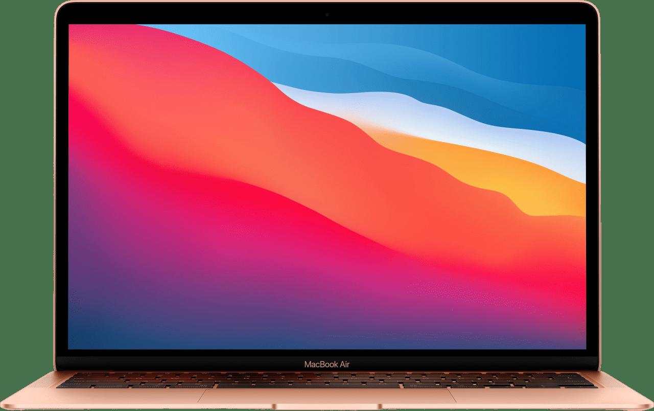 Gold Apple MacBook Air (Late 2020).1