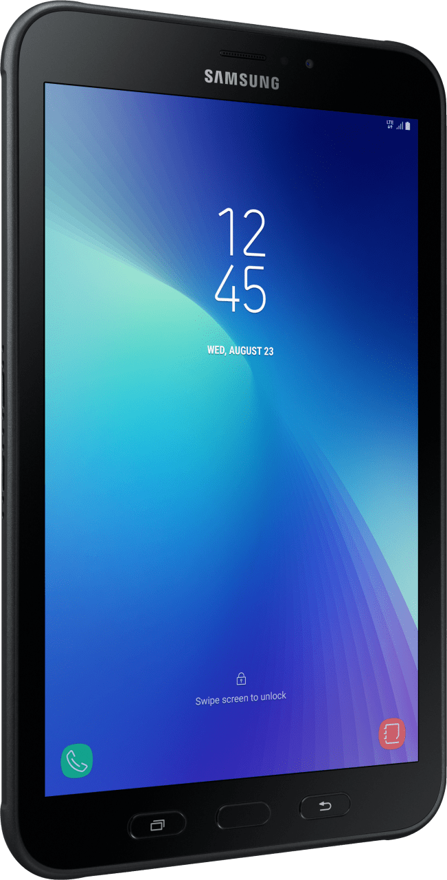 Black Samsung Galaxy Tab Active 2 16GB (SM-T395).4