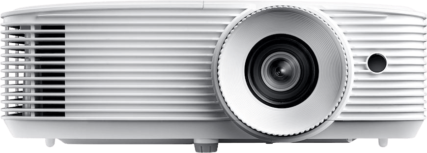 White Optoma HD29He.1