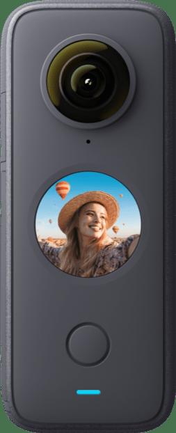 Gray Insta360 One X2.1