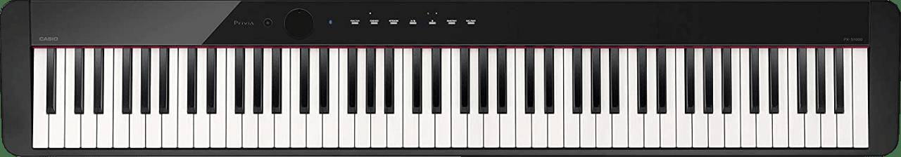 Schwarz Casio PX-S1000 BK Privia Digital Piano.2