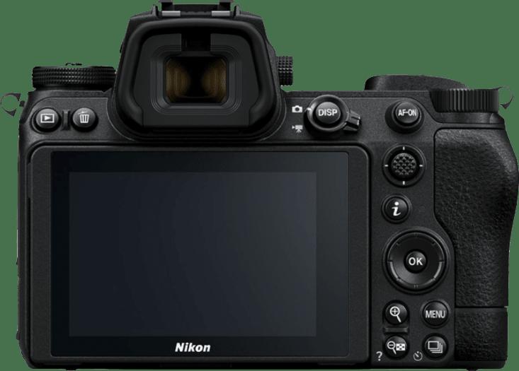 Negro Nikon Z7 II + 24 - 70mm Kit de cámara y lente.2